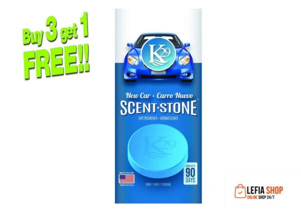 K29 Scent Stone New Car 4 PC